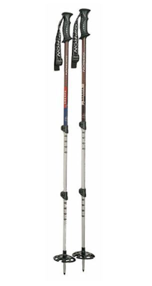 Gipron 792 Sherpa3 Flicklock 3-delad 65-145 cm